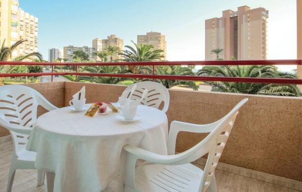 Location vacances Orihuela -  Appartement - 4 personnes - Jardin - Photo N° 1