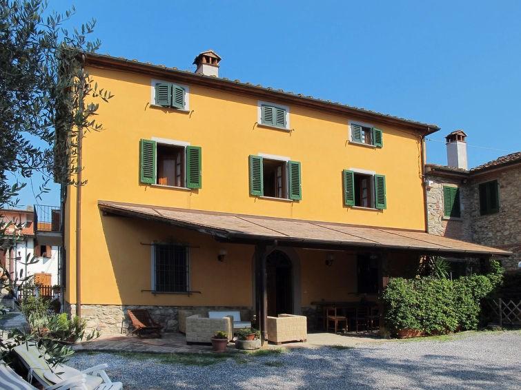 Studio pour 5 personnes à Monsummano Terme