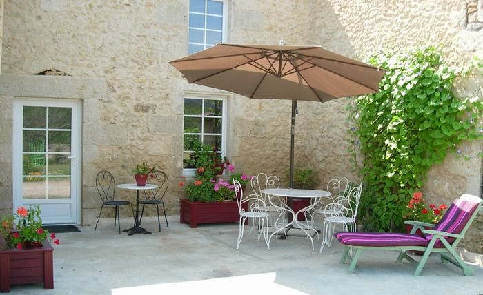 Location vacances Sauternes -  Maison - 5 personnes - Barbecue - Photo N° 1