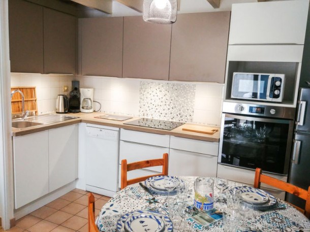 Location vacances Les Sables-d'Olonne -  Appartement - 4 personnes - Barbecue - Photo N° 1