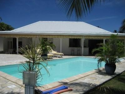ANTILLES GUADELOUPE : Location Villa ALAMANDA pour 6 personnes avec piscine - Saint François