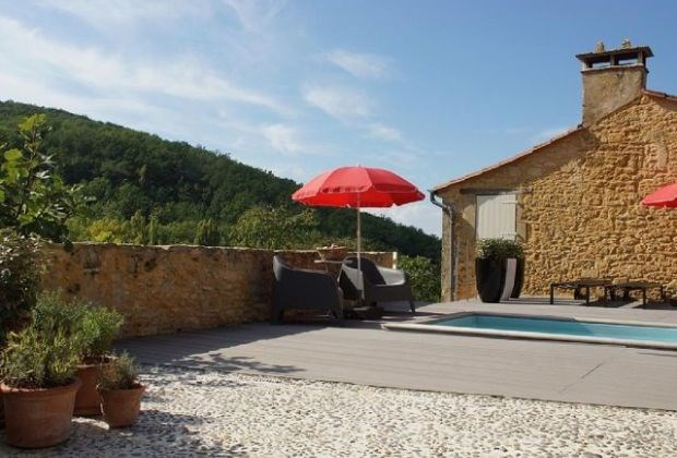 Holiday rentals Castelnaud-la-Chapelle - House - 10 persons - BBQ - Photo N° 1