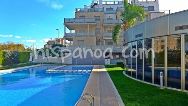 Location vacances Oliva -  Appartement - 4 personnes - Salon de jardin - Photo N° 1