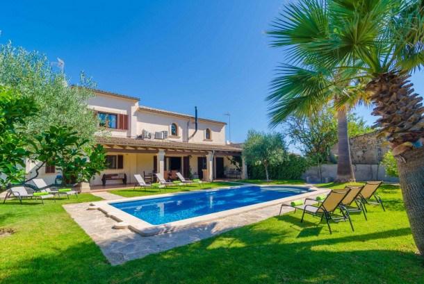Location vacances Vilafranca de Bonany -  Maison - 7 personnes - Barbecue - Photo N° 1