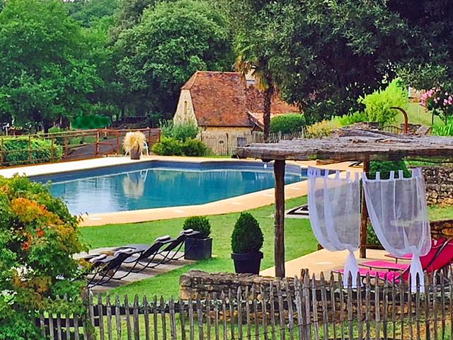 Location vacances Sarlat-la-Canéda -  Gite - 10 personnes - Barbecue - Photo N° 1