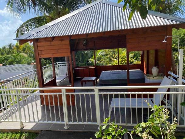 Location vacances Sainte-Anne -  Appartement - 4 personnes - Barbecue - Photo N° 1