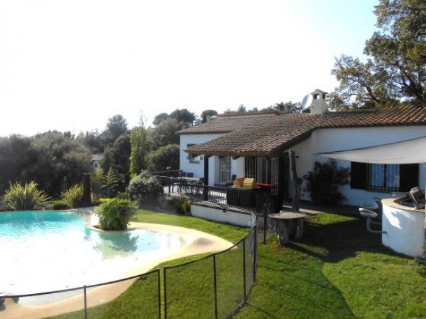 Location vacances Begur -  Maison - 12 personnes - Barbecue - Photo N° 1