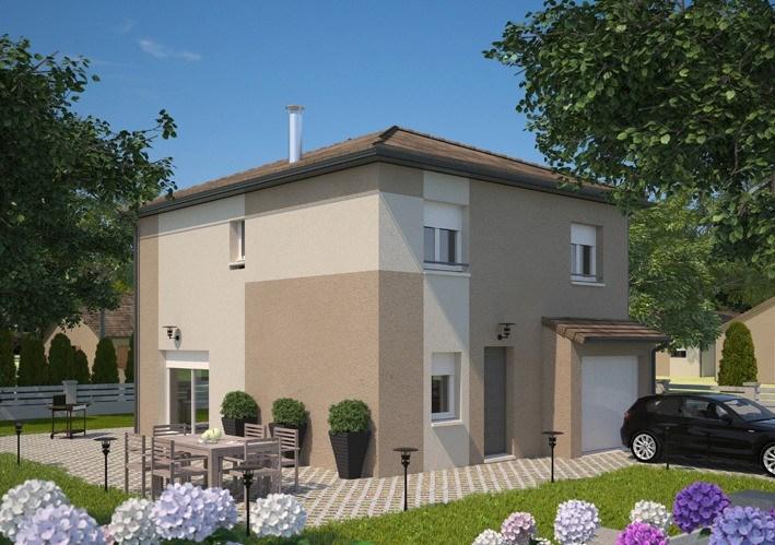 Maison  5 pièces + Terrain 288 m² Créteil par MAISONS EVOLUTION