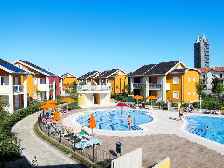 Location vacances Jesolo -  Appartement - 8 personnes -  - Photo N° 1
