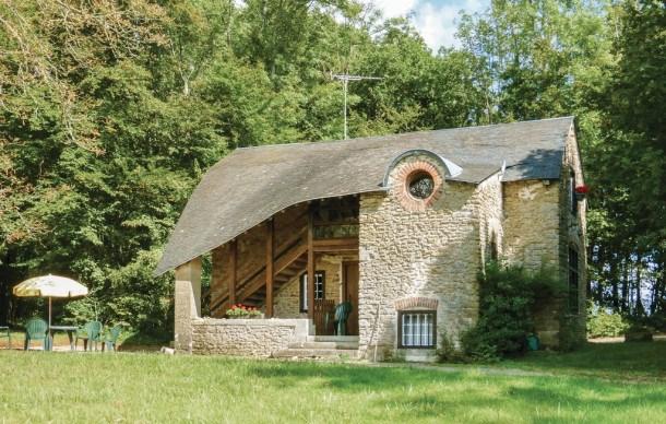 Location vacances Héry -  Maison - 5 personnes - Barbecue - Photo N° 1