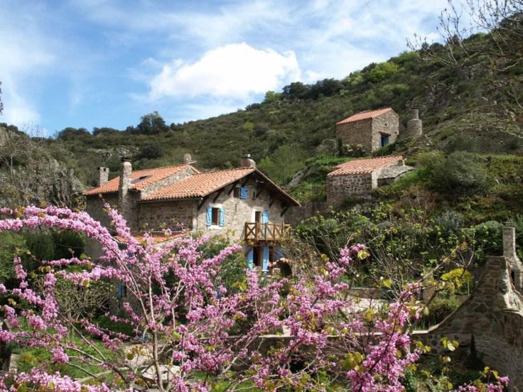 La Grange du Moulin de Trédos, proche de Minerve