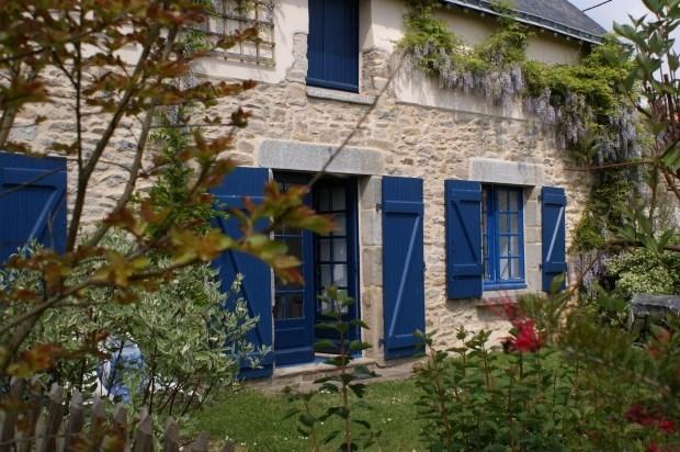 Gastgeberkammern - Longère des Golfes von Morbihan - Damgan