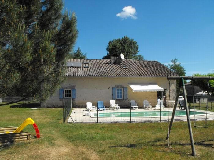 Holiday rentals Allons - Unusual - 15 persons - BBQ - Photo N° 1