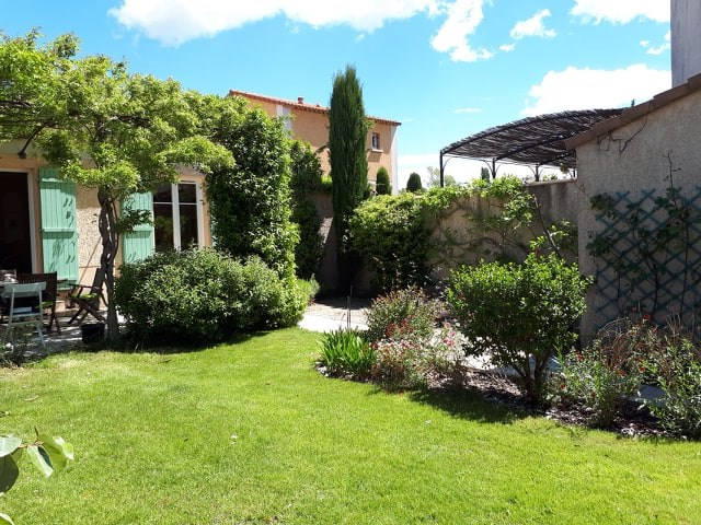 Holiday rentals Loriol-du-Comtat - House - 5 persons - BBQ - Photo N° 1