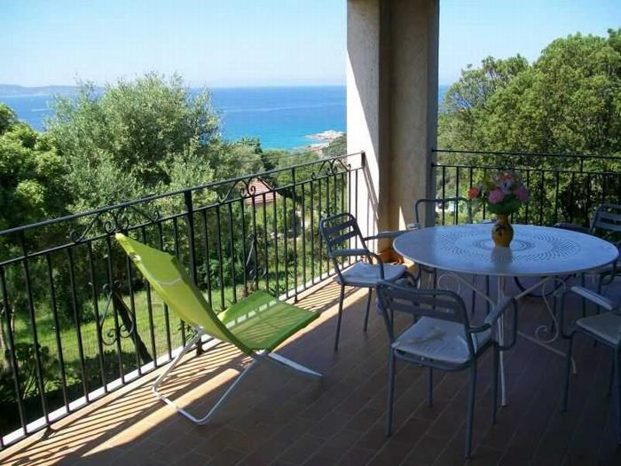Location vacances Olmeto -  Appartement - 5 personnes - Barbecue - Photo N° 1
