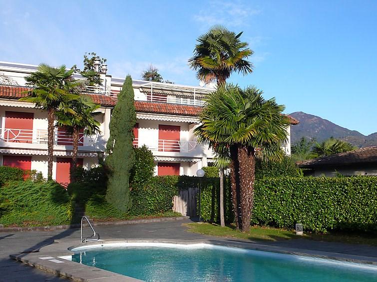 Appartement pour 4 à Ascona