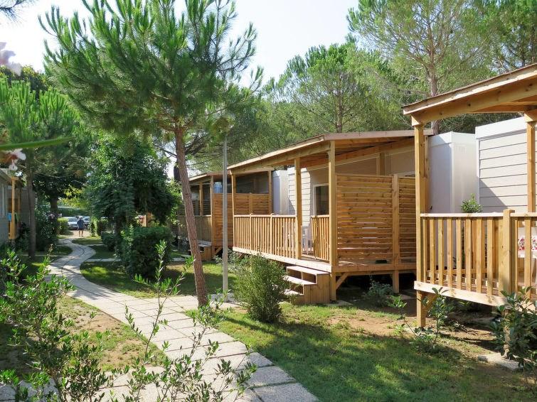 Appartement pour 3 personnes à Marina di Bibbona