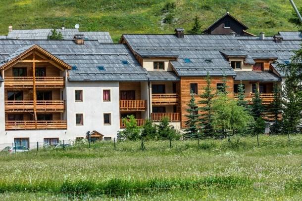 Résidence les balcons du Viso - cabine