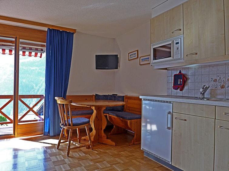 Appartement pour 1 personnes à Wengen
