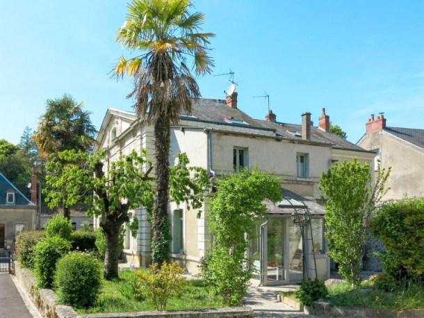 Location vacances Azay-le-rideau -  Maison - 5 personnes - Barbecue - Photo N° 1