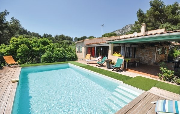 Villa for 6 people