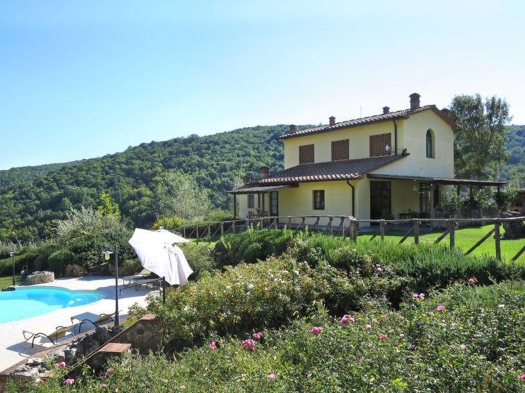 Appartement pour 2 personnes à Gambassi Terme