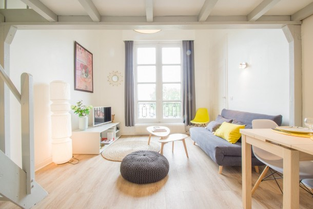 Location vacances Vieille-Toulouse -  Appartement - 1 personnes - Télévision - Photo N° 1
