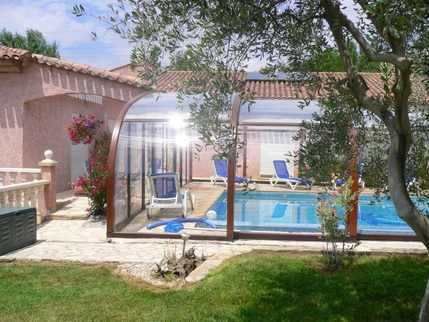 Location vacances Béziers -  Appartement - 6 personnes - Barbecue - Photo N° 1