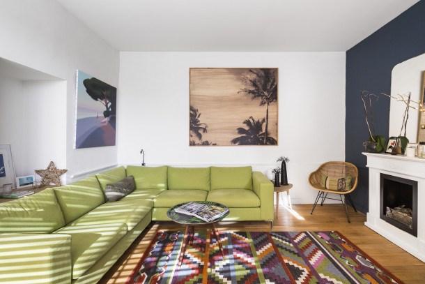 Location vacances Saint-Malo -  Appartement - 5 personnes - Chaîne Hifi - Photo N° 1