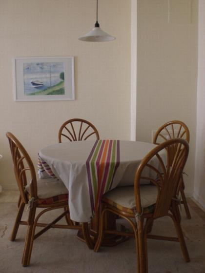 Location vacances Arcachon -  Appartement - 5 personnes - Chaise longue - Photo N° 1