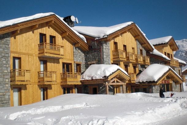 Location vacances Montvalezan -  Appartement - 12 personnes - Télévision - Photo N° 1