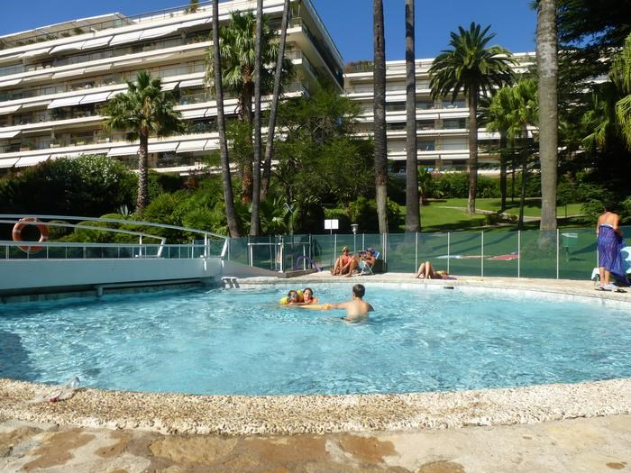 Location vacances Cannes -  Appartement - 6 personnes - Jardin - Photo N° 1