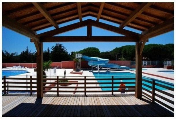 Location vacances Valras-Plage -  Maison - 4 personnes - Court de tennis - Photo N° 1