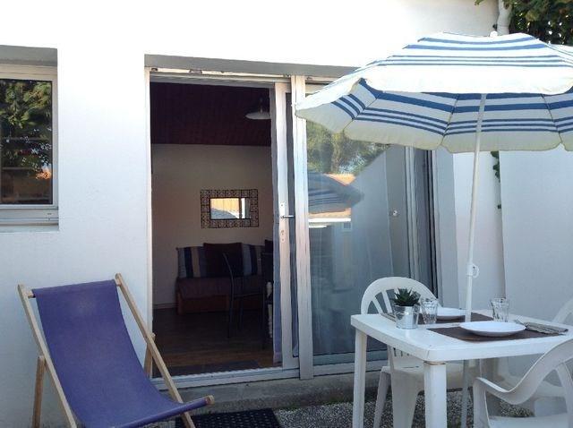 Location vacances La Tranche-sur-Mer -  Maison - 4 personnes - Salon de jardin - Photo N° 1