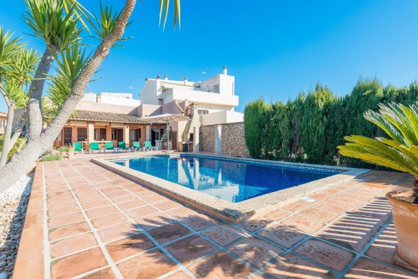 Location vacances Manacor -  Maison - 8 personnes - Barbecue - Photo N° 1