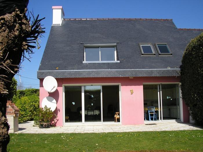 Maison pour 5 pers. avec parking privé, Guilvinec