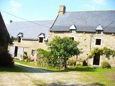 Location vacances Kervignac -  Gite - 8 personnes - Barbecue - Photo N° 1