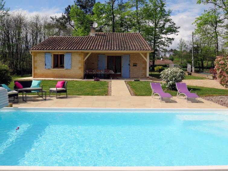 Location vacances Blanquefort-sur-Briolance -  Maison - 6 personnes -  - Photo N° 1