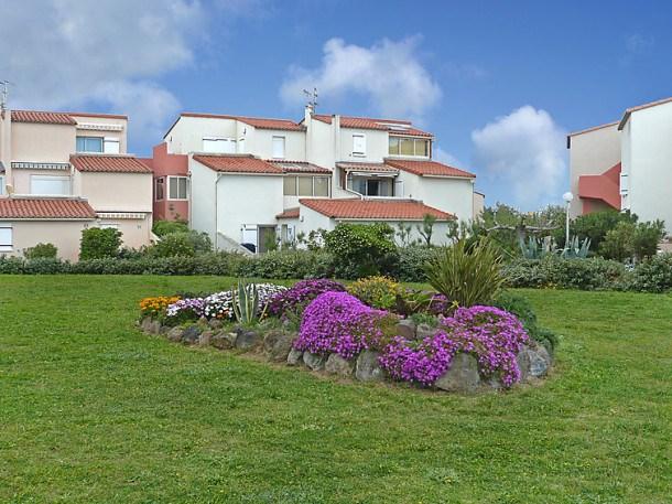 Location vacances Agde -  Appartement - 4 personnes - Télévision - Photo N° 1