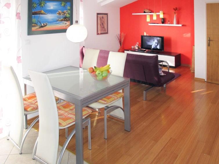 Appartement pour 6 à Poreč