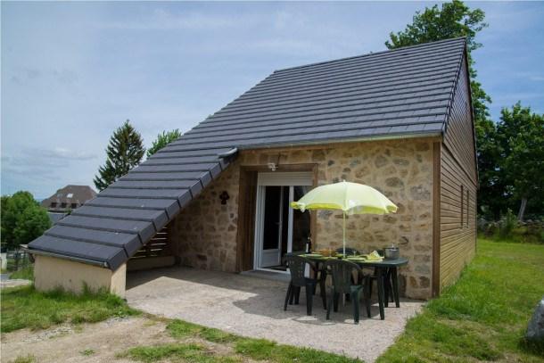 Location vacances Aumont-Aubrac -  Maison - 6 personnes - Télévision - Photo N° 1