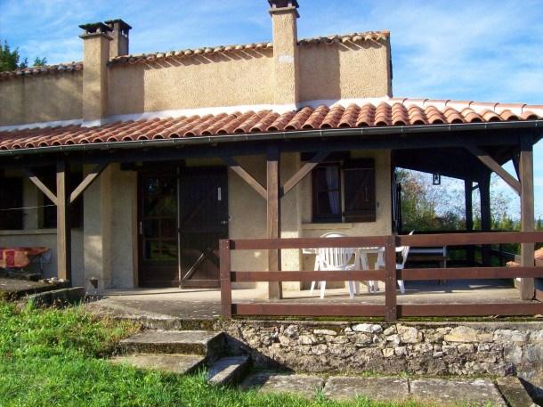 Location vacances Puy-l'Évêque -  Maison - 3 personnes - Barbecue - Photo N° 1