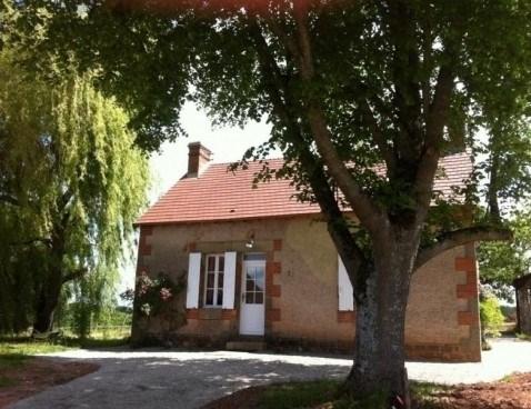 Location vacances Agonges -  Maison - 4 personnes - Barbecue - Photo N° 1