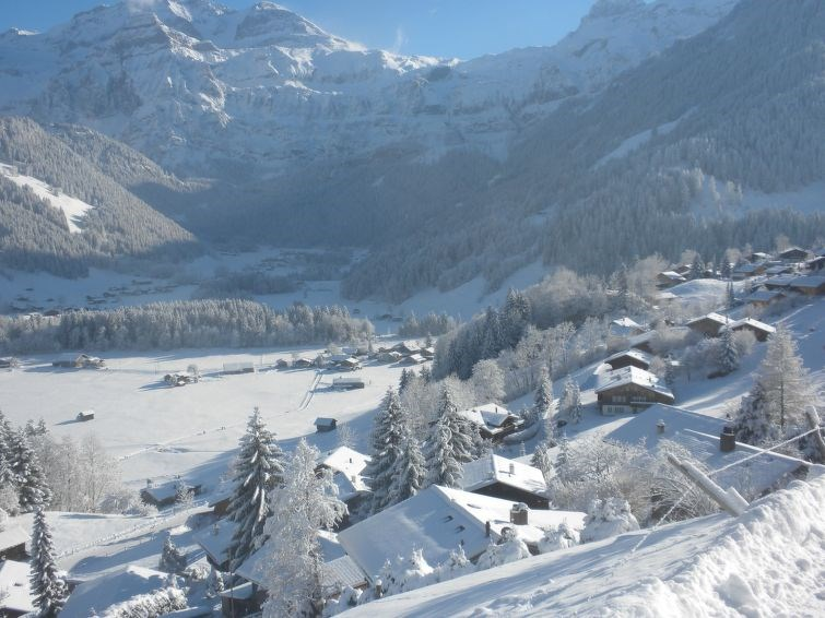 Location vacances Lenk -  Appartement - 6 personnes -  - Photo N° 1