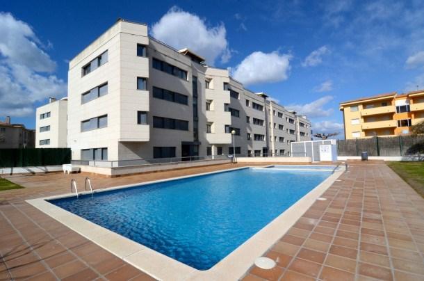 Location vacances l'Escala -  Appartement - 8 personnes - Télévision - Photo N° 1
