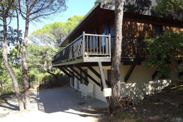 Location vacances Rochegude -  Maison - 4 personnes - Barbecue - Photo N° 1