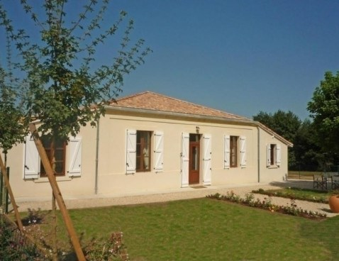 Location vacances Saint-Morillon -  Maison - 6 personnes - Barbecue - Photo N° 1
