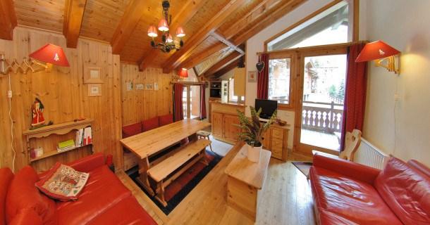 Location vacances Val-d'Isère -  Appartement - 6 personnes - Lecteur DVD - Photo N° 1