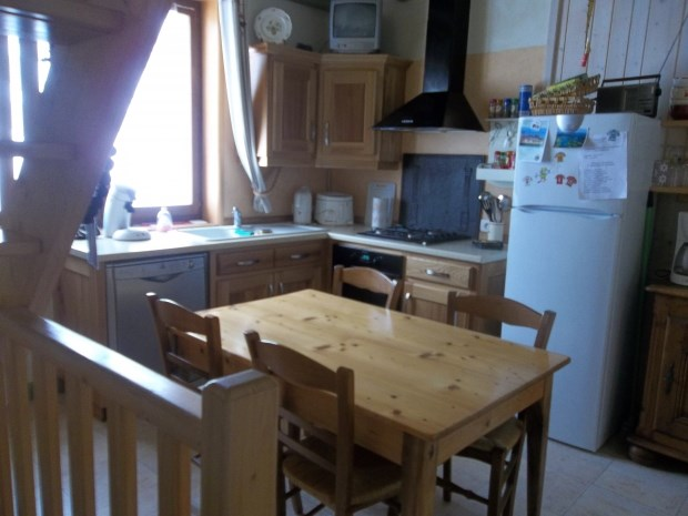 Holiday rentals Bief-des-Maisons - Cottage - 4 persons - BBQ - Photo N° 1