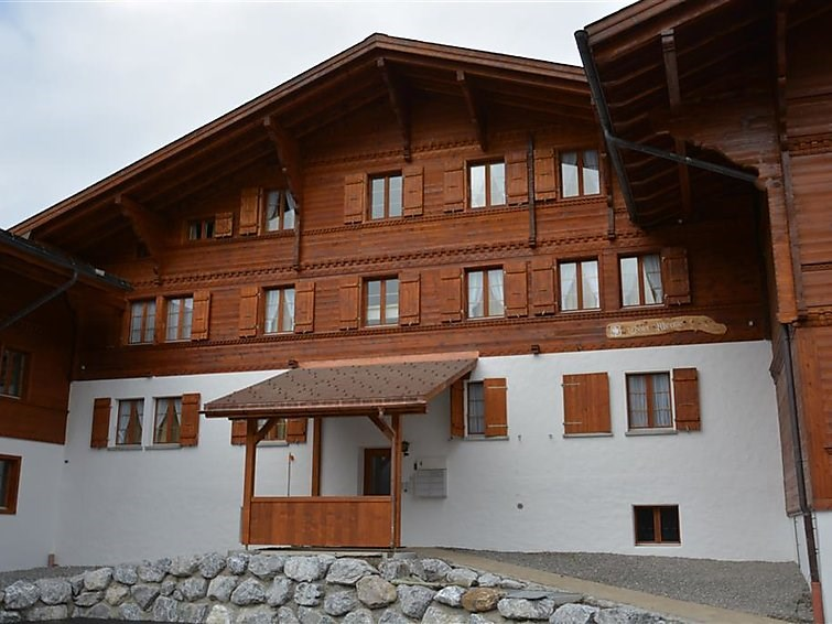 Location vacances Saanen -  Appartement - 4 personnes -  - Photo N° 1